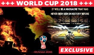 ISIS amenazó con una matanza durante la Copa del Mundo