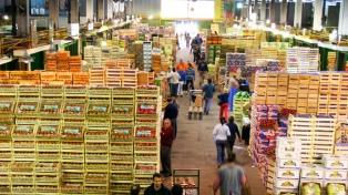 Frutas y hortalizas, un mercado estable pero afectado por el consumo