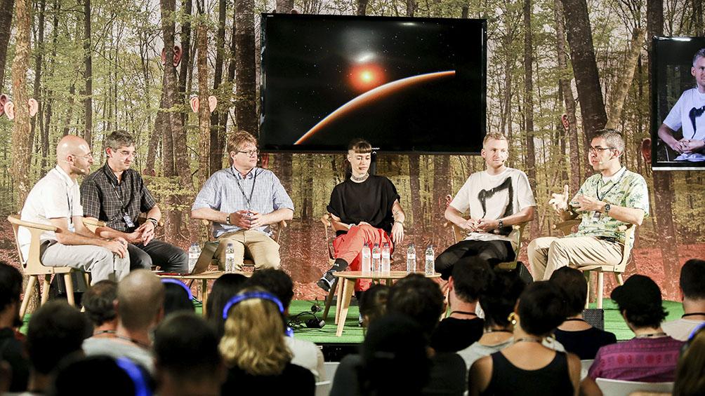 El Festival Sónar, vidriera de la innovación tecnológica y la creatividad musical