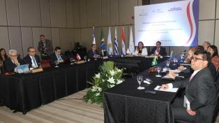 """La despenalización del aborto """"no está en la agenda"""" del Mercosur"""