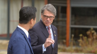 El secretario de Energía de EEUU confió en que habrá más inversiones de su país en Vaca Muerta