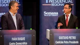 Más de 36 millones de ciudadanos eligen presidente entre el uribismo y la izquierda