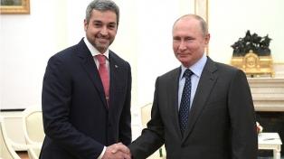 El presidente electo anunció un amplio acuerdo de cooperación con Rusia