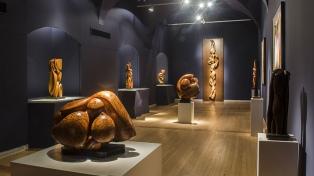 El artista italiano Pasquale Galbusera y un viaje espiritual a través de sus esculturas