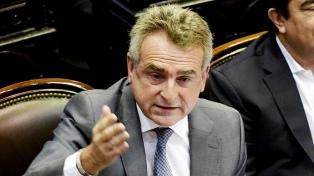 Agustín Rossi bajó su precandidatura tras el anuncio de Cristina Kirchner