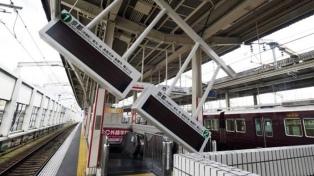 Alerta tras el terremoto que causó 4 muertos y 358 heridos en Osaka