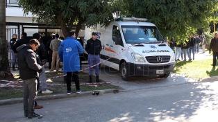 Encuentran muertos a la esposa y un hijo de Luis Naidenoff en su casa de Formosa