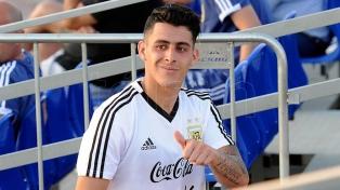 """Pavón: """"Debutar con la Selección en un Mundial fue un momento único"""""""