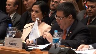 """El Mercosur exhortó a Maduro a habilitar el """"acceso humanitario"""" en Venezuela"""