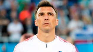 """Mandzukic considera que """"Messi es un rival como cualquier otro"""""""