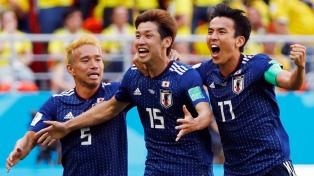 Colombia, disminuída,  cayó en su debut frente a Japón