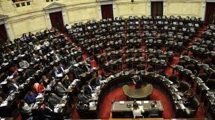 Diputados realizará su primera sesión ordinaria del año con temas consensuados