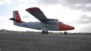La Fuerza Aérea informó que se cubrirán los vuelos suspendidos por LADE en la Patagonia