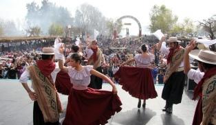 Simoca invita a la Fiesta de las Ferias que convoca a 60.000 visitantes