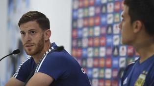 """""""Gracias a los goles que Messi metió estamos en el Mundial"""""""