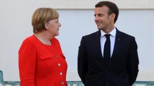 Berlín y París cierran filas en el tema migratorio antes de la cumbre de la UE