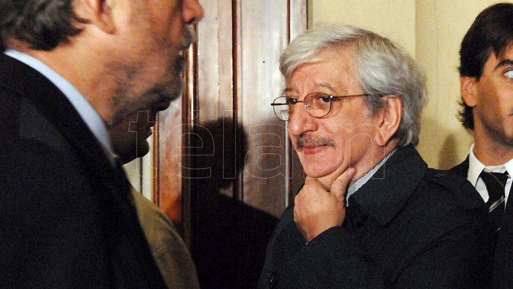 Murió el ex canciller Caputo