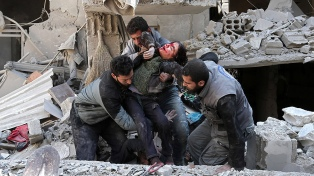 El ISIS resiste acorralado en su último kilómetro cuadrado de territorio