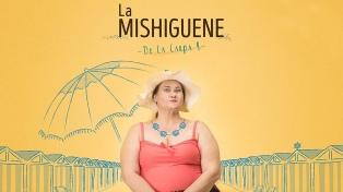 """Mirta Wons encarna con ternura a una mujer alterada en """"La mishiguene de la carpa 4"""""""
