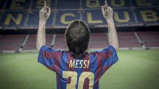Llega el documental de Alex de la Iglesia sobre Messi a la pantalla de DeporTV