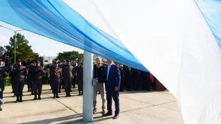 """""""La unidad de la bandera es la única manera que tiene el país para superar los problemas"""""""
