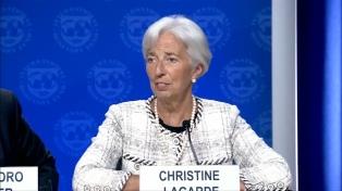 El FMI advierte que la tensión EEUU-China ya frena la economía mundial