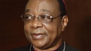 Falleció en Roma el Nuncio en la Argentina, monseñor Leon Kalenga