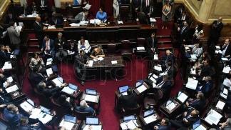 Senado: quieren tratar este mes el proyecto para regular el financiamiento de los partidos