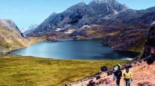 El departamento de Cusco ofrece cuatro circuitos de trekking entre paisajes andinos