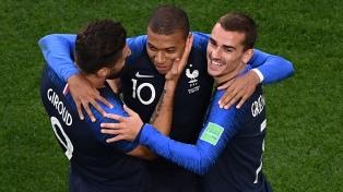 Francia y Dinamarca definen todo en el Grupo C