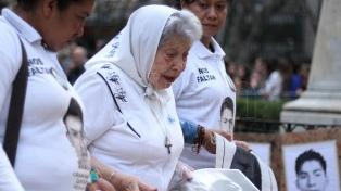 """Falleció a los 93 años Elsa """"Chiche"""" Pozzi de Massa, histórica integrante de la Madres"""