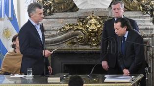 """El nuevo ministro de Producción dijo que buscará """"mejorar la competitividad"""""""