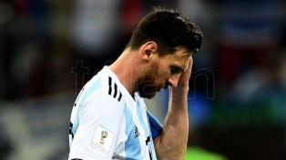 La Selección sufrió una durísima derrota y ahora espera por un milagro