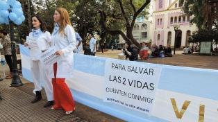 Profesionales de la salud amenazan con hacer un recurso legal en contra del aborto