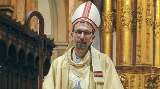 """Obispo Carrara: """"El debate sobre aborto no es un Boca-River, estamos hablando de la vida"""""""