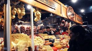 La gastronomía del país, en una nueva edición de la Feria Caminos y Sabores