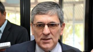 Ernesto Franco, ministro de Hacienda de La Pampa