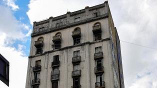 Demolerán el histórico edificio Marconetti para seguir la traza del Metrobus