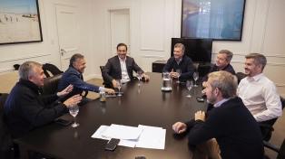 Macri se reunió con los gobernadores radicales