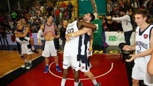 San Lorenzo se consagró tricampeón de la Liga Nacional