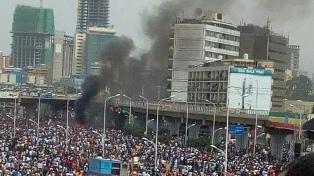 Un muerto y varios heridos en un ataque con granada contra el primer ministro