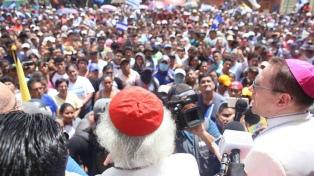 La Iglesia le pide a Ortega adelantar los comicios para marzo de 2019