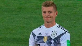 Alemania ganó en el último minuto y se salvó de la eliminación