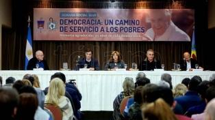 Sectores sociales y políticos condenaron la deuda histórica del Estado con la pobreza
