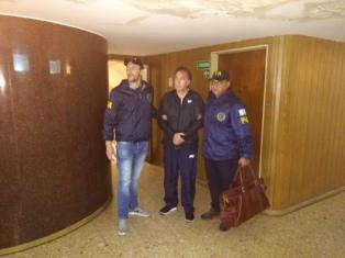 Procesan con prisión preventiva a Oscar Thomas por la causa de los cuadernos