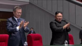 Las dos Coreas celebraron su próxima reconexión ferroviaria con una ceremonia simbólica