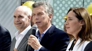 Macri encabezará la inauguración del Puente Olímpico, junto a Vidal y Larreta