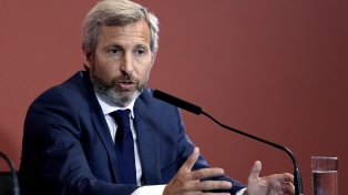 Frigerio recibió a intendentes bonaerenses para avanzar sobre el plan de obras
