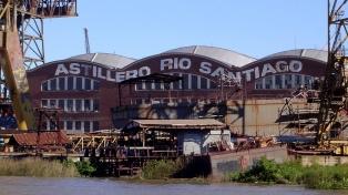Vidal designó al nuevo presidente del Ente del Astillero Río Santigo