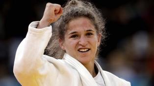 Paula Pareto obtuvo la medalla de bronce en el Mundial de Judo